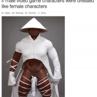 The matter of female Armor in Games